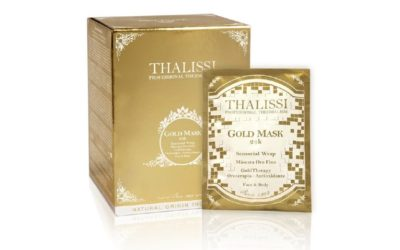 Rejuvenece tu piel con mascarilla gold mask